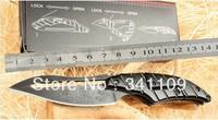 Folding Knife Outdoor Hunting Knife Camping Pocket  Survival Tactical Knife Aluminum Folding Blade Multifunctional Tool
