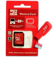 Micro SD card class 10 TF cards 64GB 32GB 16GB 8GB 4GB  Memory cards with SD ADAPTER