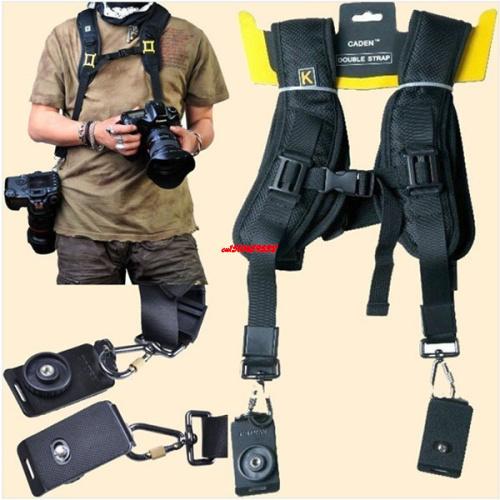 Buy Hand Strap Sling Belt Sports Cameras Black at Banggood - ChinaPrices.net