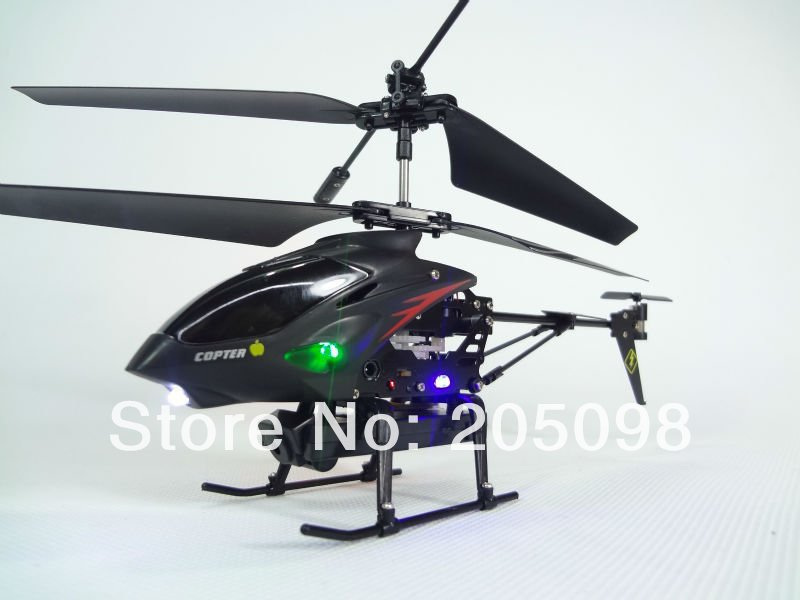 WLtoys S977 3.5 CH Radio remote Control Metal Gyro rc Helicopter With Camera WL S977 toys r/c helikopter model ( a lot = 2 pcs )(China (Mainland))
