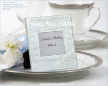 wedding wish cards promotion