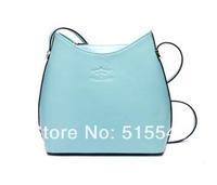 2014 women's handbag fashion casual fashion vintage shaping women's bucket bag messenger bag