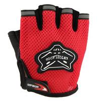 55% OFF Ride semi-finger gloves mountain bike gloves black blue red general
