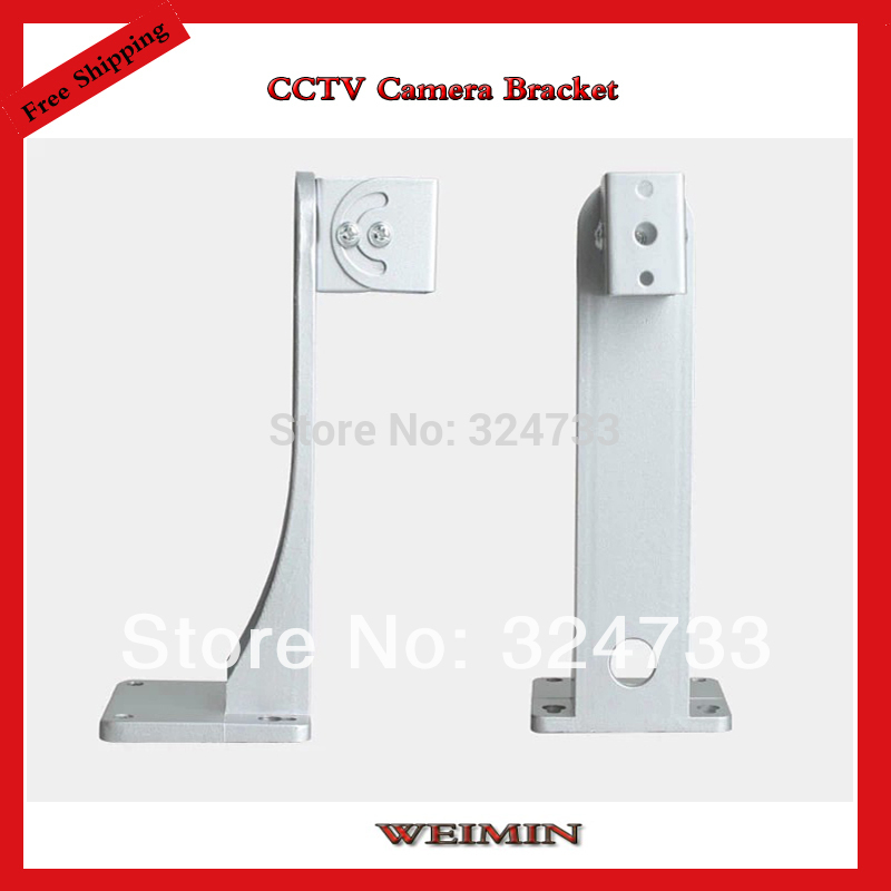 L- Metal bracket, video Security cctv camera Accessories(China (Mainland))