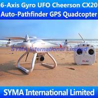 Cheerson CX-20 CX20 Open-source Version Auto-Pathfinder RC Quadcopter GPS 6-Axis GYRO FPV VS Walkera QR X350 Pro DJI Phantom