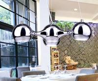 2014 New arrival 4 head led restaurant lights novelty pendant light living room lights bar lamp entranceway lighting lamps