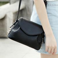 Fashion preppy style bags 2014 women's fashion handbag women's handbag punk rivet messenger Bags  one shoulder cross-body bag