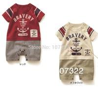 Summer summe baby romper infant romper stripe cute costumes wholesale fake designer wear cheap