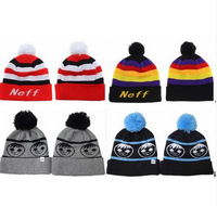 4 STYLES LETTER NEFF BEANIE HATS CAPS FOR MEN WOMEN CHEAP FASHION KNIT WARM OUTDOOR HAT WOOL WINTER HOT FREE SHIPPING T1
