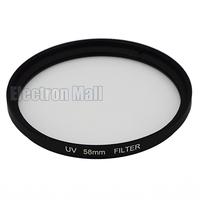 58 mm 58mm UV Ultra-Violet UV Camera Lens Filter for Nikon Sony Olympus Canon 18-55mm 550D 600D 650D 500D  , FREE SHIPPING!