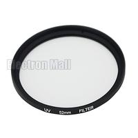 52 mm 52mm UV Ultra-Violet UV Camera Lens Filter for Nikon 18-55mm D3100 D3200 D5100 D5200 D90 D7000 D7100, FREE SHIPPING!