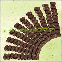 500PCS/LOT Nail Tool EQ0075 Sanding Bands Nail Art Drill Bits Tip File Nail Tool #80