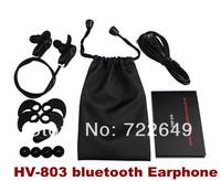 Wireless Headphone HV-803 Bluetooth Earphone Headset HV803 Neckband Style for iPhone 5S 5c iPad Samsung Galaxy S4 Note 2 III