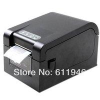 Free by dhl 1pcs  usb bar code printer XP330B direct thermal printing  free label editor software