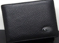 Genuine Leather License Bag KIA K2 K3 K5 Sportage R Forte ceed RIO Cerato Optima Soul Sorento Carens Oprius Brown wallet purse