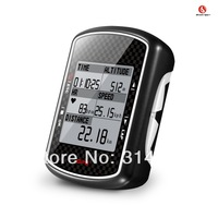Bike cycle cycling computer ANT+2.4G Heart rate monitor Digital compass ODO meter Black&White