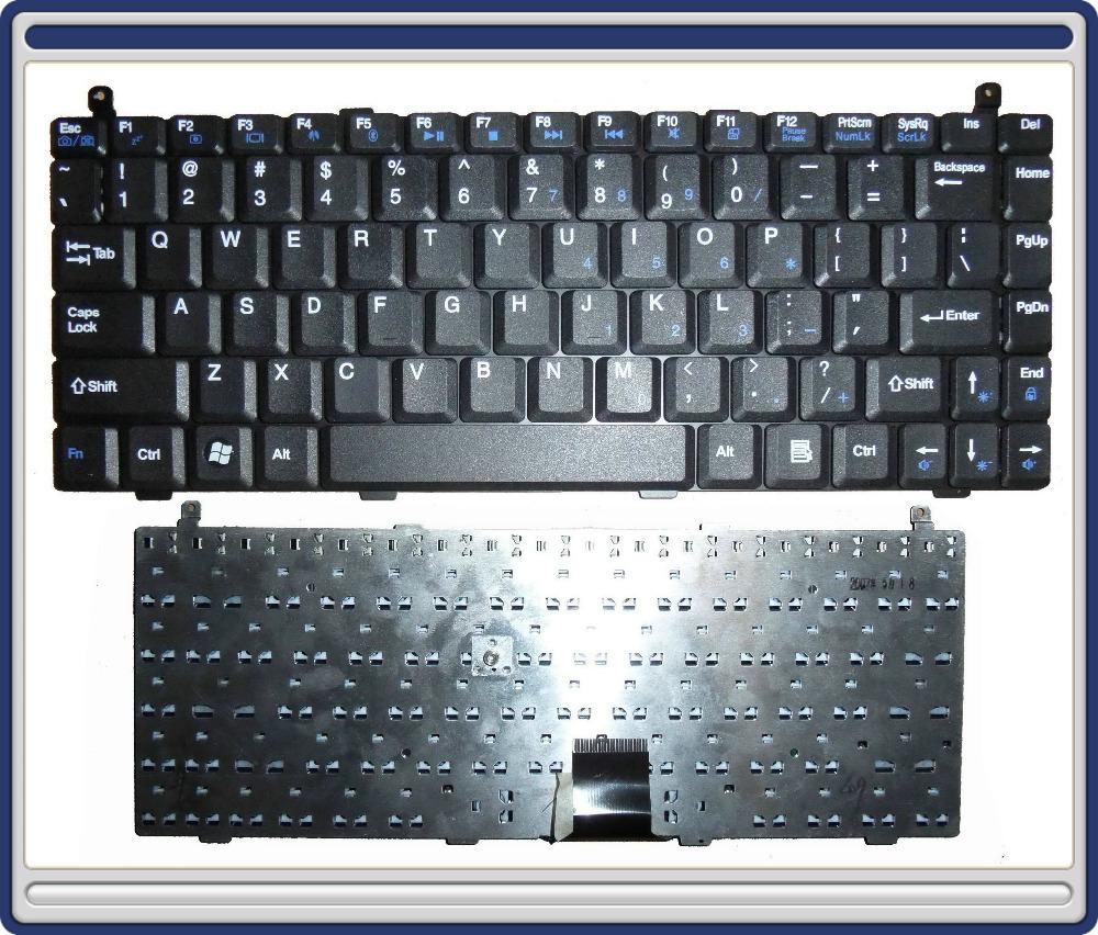 NEW For IBM LENOVO F30 F30A Series PC Laptop US Keyboard Teclado Fast Shipping (K1308-HK)(China (Mainland))