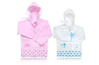 Adaqui child raincoat fashion male female child baby child raincoat