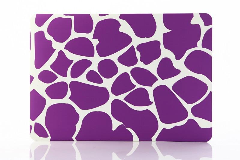 Purple Stripes on Skin Free Keyboard Skin Purple