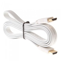 1.5m/5ft 1080P 3D Flat HDMI Cable 1.4 for HDTV XBOX PS3