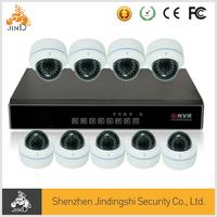 LINUX Digital Camera IP CCTV System 9CH 1.3MP nvr kits , nvr set , NVR Kit Supplier