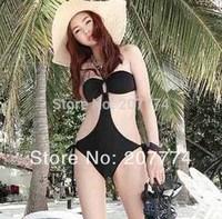 Free shipping 2014 Fashion Woman  BeachwearSexy Bikini Swimsuits Ladies Swimwear