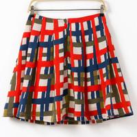 Fashion female short skirt bust skirt