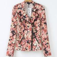 Fashion female jacket outerwear