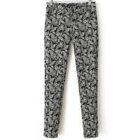 Fashion female trousers