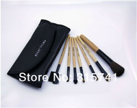 7pcs Professional Portable makeup brushes make up brushes Cosmetic Brushes,Free Shipping