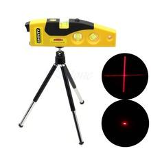 Mini linha Laser nível marcador TD9B 160 graus a Laser com tripé ajustável(China (Mainland))