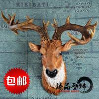 Fashion deer wall hanging wall decoration animal home decoration