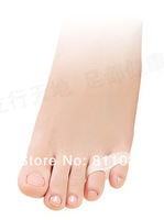 Genuine special hallux valgus Little toe sub-toe separator thumb support toe bunion 2 pairs Free shipping