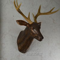 Fashion wall stickers wall decoration d'Angleterre fashion lucky deer wall decoration muons
