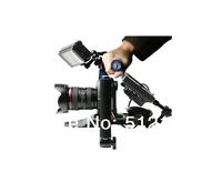 DV cameras SLR Photography shoulder rack multifunction handheld stabilizer