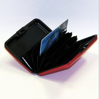 Portable / delicate / small Bank card package Credit card and business cards holder