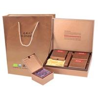 Organic tea the first grade tie guan yin gift box exquisite 4 box