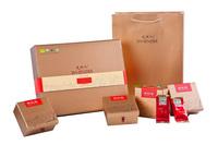 Organic tea tie guan yin tea premium black tea treasures gift box exquisite 4 box