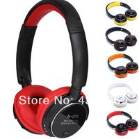 Hottest Multifunction Bluetooth Headset Card MP3 Headset FM Stereo Talk Earphone SEIZT T0710
