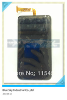 5pcs/lot LCD Screen Display with Touch Screen Digitizer Assembly for HTC Titan X310e free shipping by DHL EMS