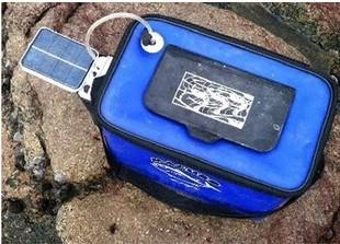 Аэратор для рыбы на энергии солнца