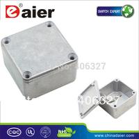 1590LB effects stomp small diecast aluminum enclosures hammond