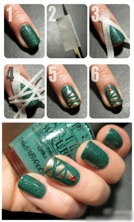 10 pezzi 5mm nail art disegno decorativo nastro adesivo per lucidare nial