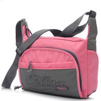 2014 nylon sports bag women's handbag casual messenger  shoulder bag outdoor  oxford fabric bags