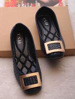 2013 hot sale fashion summer  low heel flat comfortable black soft PU casual brand shoes for woemen,retail , drop shipping