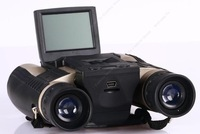 "Free Shipping!! FS608 5 Mega Pixels HD 1080P Photo Video Recording 12X32 Optical Telescope 2"""