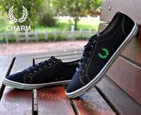 Британский стиль черный очарование низких Холст обувь мужчин Туфли мужские кроссовки