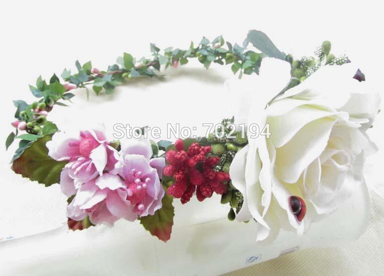 Head Wreath Name Head Wreaths Nw013 in Free