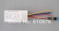 Free shipping,NEW 10A   PWM DC 10V 24V  60V 480W Stepless Change Motor Speed Regulator Pump Controller Switch