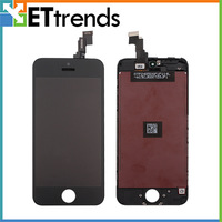 Original Glass LCD & Digitizer Touch Display Screen Complete Assembly For iPhone 5C A+++ Quality